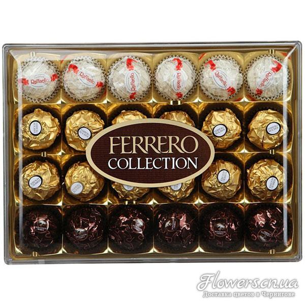 Конфеты Ferrero Rocher Collection Т-24