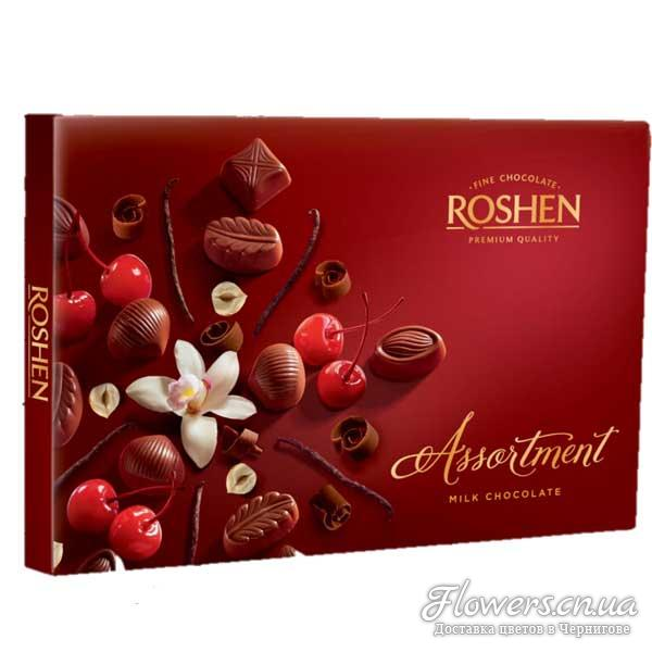 Roshen Assortment молочный шоколад